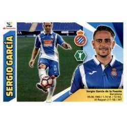 Sergio García Espanyol UF4 Ediciones Este 2017-18