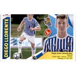 Diego Llorente Real Sociedad UF7 Ediciones Este 2017-18