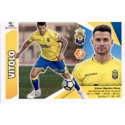 Vitolo Las Palmas UF10 Ediciones Este 2017-18