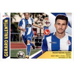 Gerard Valentín Deportivo UF12 Ediciones Este 2017-18