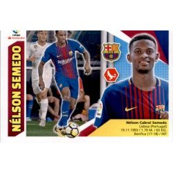 Nélson Semedo Barcelona UF14 Ediciones Este 2017-18