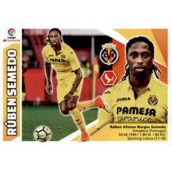 Rúben Semedo Villarreal UF22 Ediciones Este 2017-18