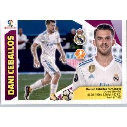 Dani Ceballos Real Madrid UF23 Ediciones Este 2017-18