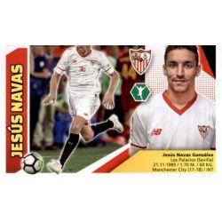 Jesús Navas Sevilla UF34 Ediciones Este 2017-18