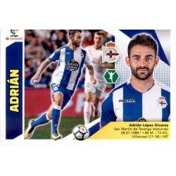 Adrián Deportivo UF36 Ediciones Este 2017-18