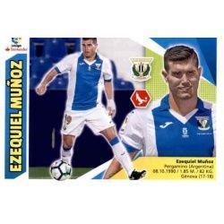 Ezequiel Muñoz Leganés UF40 Ediciones Este 2017-18