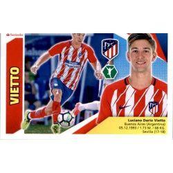 Vietto Atlético Madrid UF44 Ediciones Este 2017-18