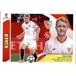 Kjaer Sevilla UF45 Ediciones Este 2017-18