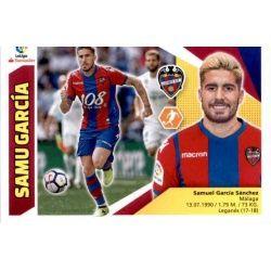 Samu García Levante UF50 Ediciones Este 2017-18