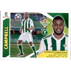 Campbell Real Betis UF55 Ediciones Este 2017-18
