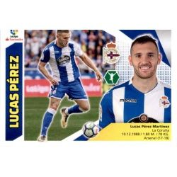 Lucas Pérez Deportivo UF58 Ediciones Este 2017-18