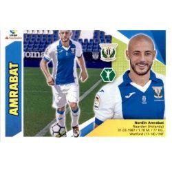 Amrabat Leganés UF62 Ediciones Este 2017-18
