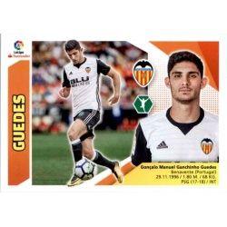 Guedes Valencia UF63 Ediciones Este 2017-18