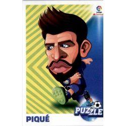 Piqué Puzzle 3 Ediciones Este 2017-18