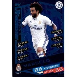 Marcelo Real Madrid RM4 Match Attax Champions 2016-17