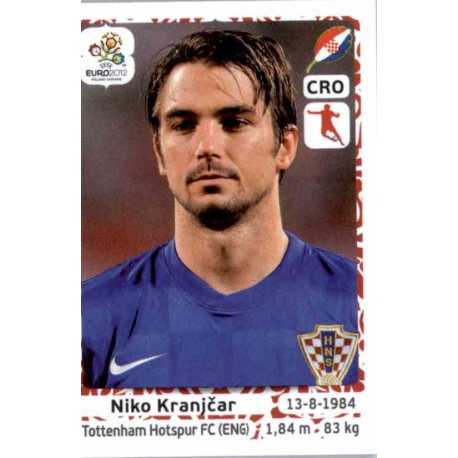 documental vegetariano densidad  Offer Online Niko Kranjcar Croatia Panini Uefa Euro 2012