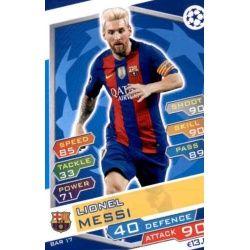 Lionel Messi Barcelona FCB17