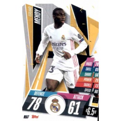 Ferland Mendy Real Madrid REA7 Match Attax Champions International 2020-21