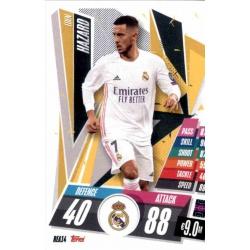 Eden Hazard Real Madrid REA14 Match Attax Champions International 2020-21