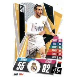 Gareth Bale Real Madrid REA16 Match Attax Champions International 2020-21