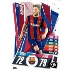 Ivan Rakitic Barcelona BAR13 Match Attax Champions International 2020-21