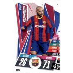 Martin Braithwaite Barcelona BAR15 Match Attax Champions International 2020-21
