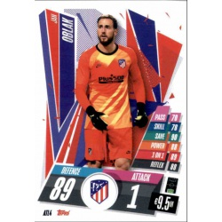 Jan Oblak Atlético Madrid ATL4