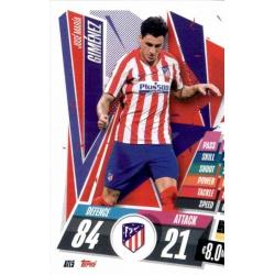 Jose Maria Gimenez Atlético Madrid ATL5 Match Attax Champions International 2020-21