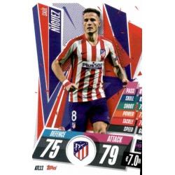 Saul Ñiguez Atlético Madrid ATL11