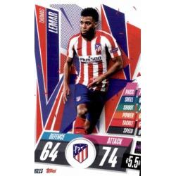 Thomas Lemar Atlético Madrid ATL13 Match Attax Champions International 2020-21