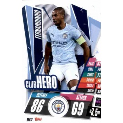 Fernandinho Club Hero Manchester City MCI2