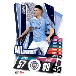 Phil Foden All Rounder Manchester City MCI3