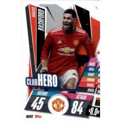 Marcus Rashford Club Hero Manchester United MNU2 Marcus Rashford