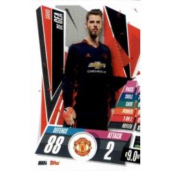David de Gea Manchester United MNU4 Match Attax Champions International 2020-21