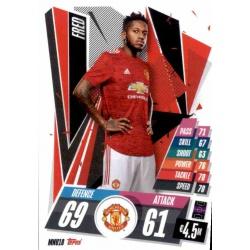 Fred Manchester United MNU10 Match Attax Champions International 2020-21