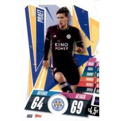 Dennis Praet Leicester City LEI13 Match Attax Champions International 2020-21