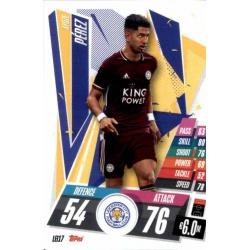 Ayoze Perez Leicester City LEI17 Match Attax Champions International 2020-21