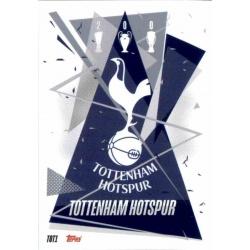 Escudo Tottenham Hotspur TOT1 Match Attax Champions International 2020-21
