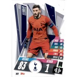 Hugo Lloris Tottenham Hotspur TOT2 Match Attax Champions International 2020-21