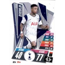 Steven Bergwijn Tottenham Hotspur TOT14 Match Attax Champions International 2020-21