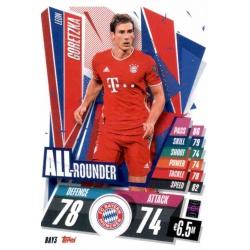 Leon Goretzka All Rounder Bayern Munchen BAY3 Match Attax Champions International 2020-21