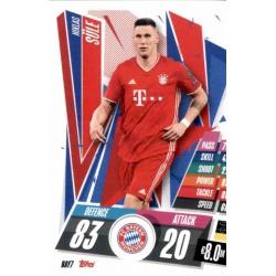Niklas Sule Bayern Munchen BAY7 Match Attax Champions International 2020-21