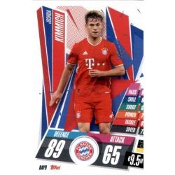 Joshua Kimmich Bayern Munchen BAY9 Match Attax Champions International 2020-21