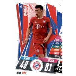 Ivan Perisic Bayern Munchen BAY18 Match Attax Champions International 2020-21