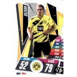 Thorgan Hazard Borussia Dortmund DOR15 Match Attax Champions International 2020-21