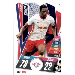 Ibrahima Konate RB Leipzig RBL6 Match Attax Champions International 2020-21