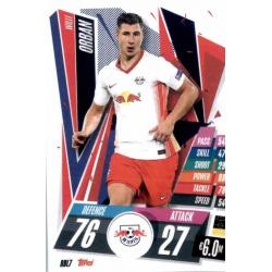 Willi Orban RB Leipzig RBL7 Match Attax Champions International 2020-21