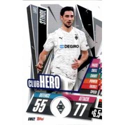 Lars Stindl Club Hero Borussia Monchengladbach BMG2 Match Attax Champions International 2020-21