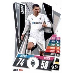 Stefan Lainer Borussia Monchengladbach BMG11 Match Attax Champions International 2020-21