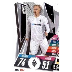 Oscar Wendt Borussia Monchengladbach BMG13 Match Attax Champions International 2020-21